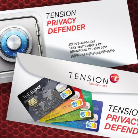 Privacy Defender™ Envelopes and Sleeves